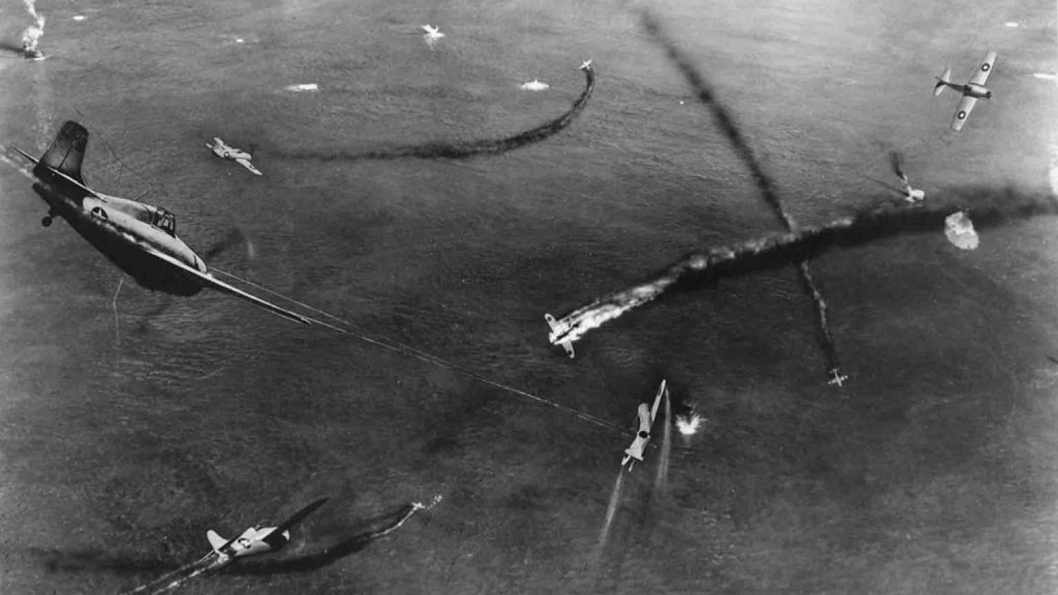 Dogfight US Navy